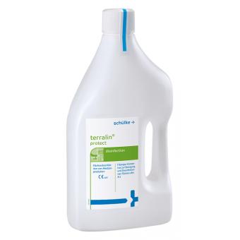 terralin®protect - Дезинфекция и почистване на подове