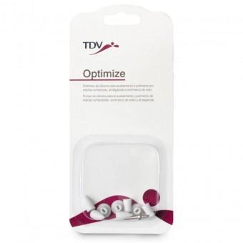 Optimize - силиконови накрайници - конус