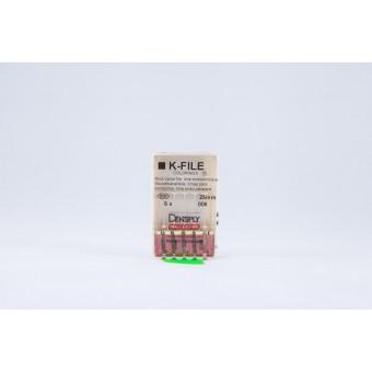 K-FILE COLORINOX,06, 08,010, 045-080 – 6бр.