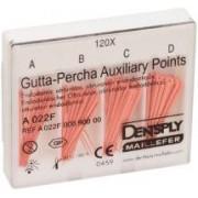Gutta-Percha - акцесорни щифтове, 120 броя