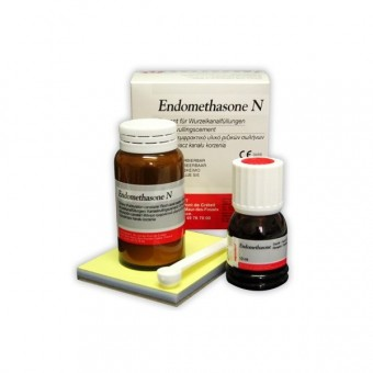 Endomethasone set – 14 g + 10 ml, дексаметазон